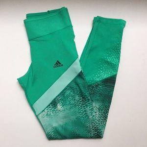 Adidas Climalite Snake Leggings